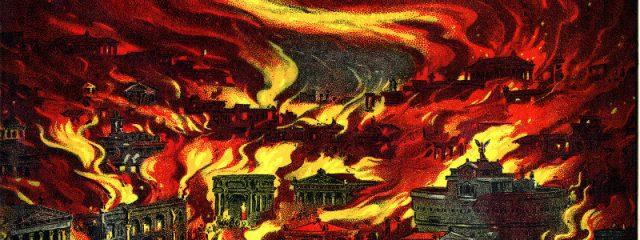 Rome Burning