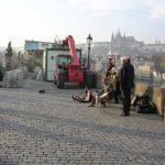 Bridge Band in Prague