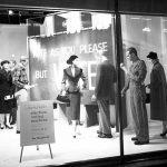 Voting Display in Dayton 1956