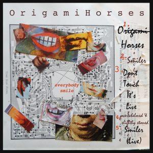 Origami Horses Smiler