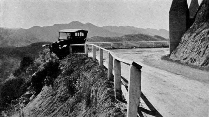 Ridge Route, CA circa 1920