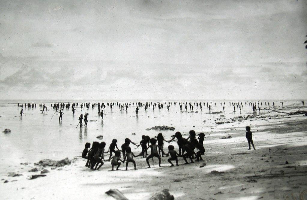 Beach Tobi Island 1910